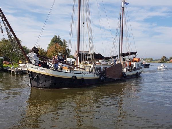 klipper Rosa van Delft