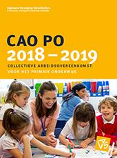 omslag CAO PO 2018-2019