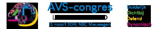 AVS-congres 2019: Leiderschap in 4D