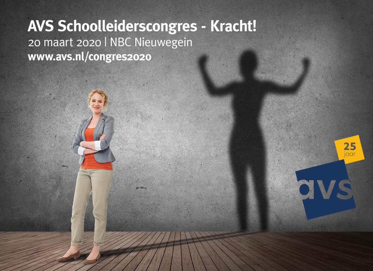 AVS Schoolleiderscongres Kracht!