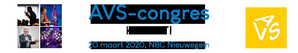 AVS-congres 2020 - Kracht!