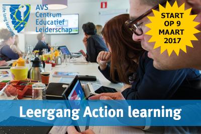 Leergang Action learning start 9 maart 2017