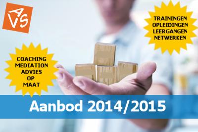 Professionaliseringsaanbod 2014/2015