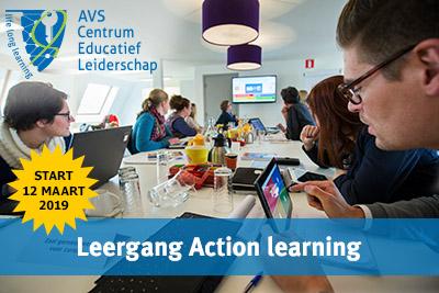 Leergang Action learning start 12 maart 2019