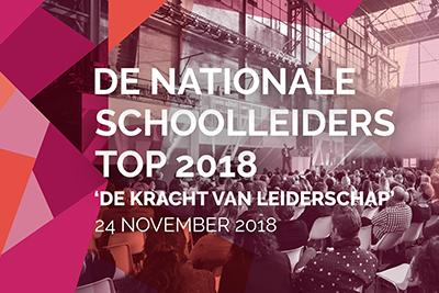 Nationale Schoolleiders Top PO 2018