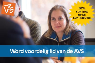 Word nu lid van de AVS en ontvang 50% korting op uw contributie (Foto: Hans Roggen)