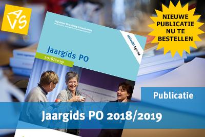 banner publicatie Jaargids PO (2018/2019)