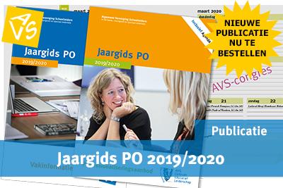 Jaargids PO 2019-2020 nu verkrijgbaar