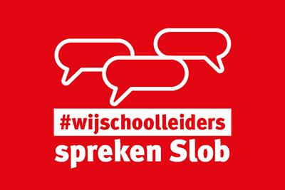 #wijschoolleiders spreken Slob
