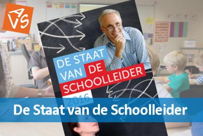 De Staat van de Schoolleider 2016
