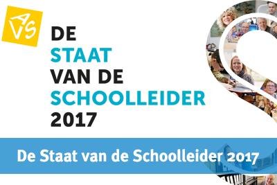 De staat van de Schoolleider 2017