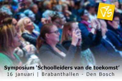Symposium 'Schoolleider van de toekomst'