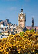 Schotland, Edinburgh
