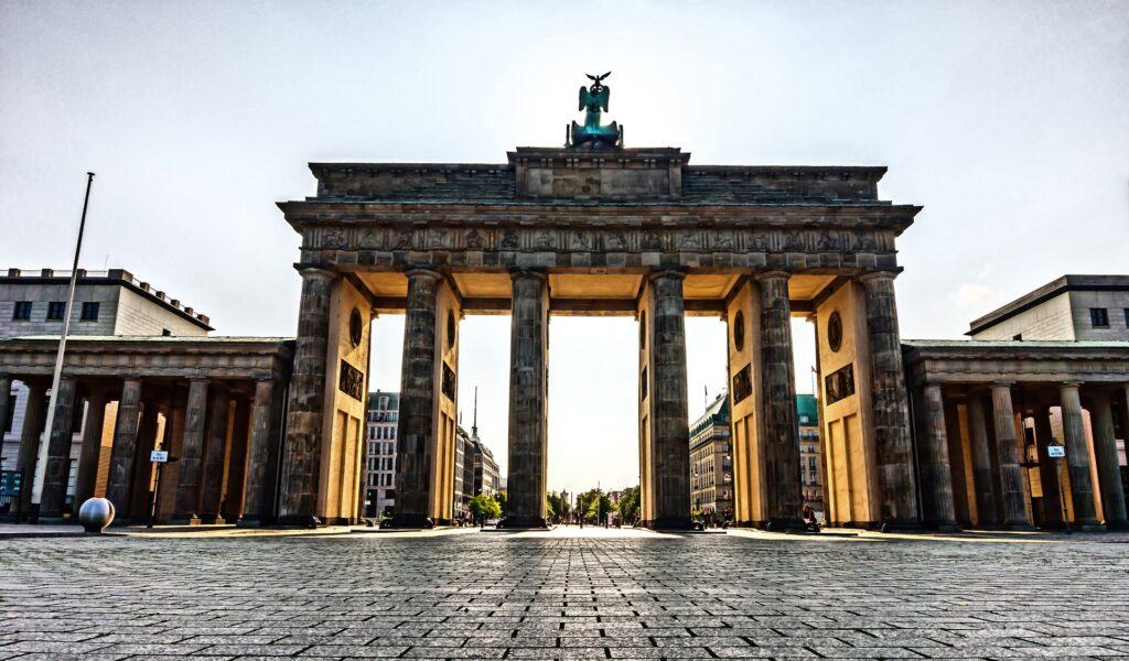 Berlin - Afbeelding van Achim Scholty via Pixabay