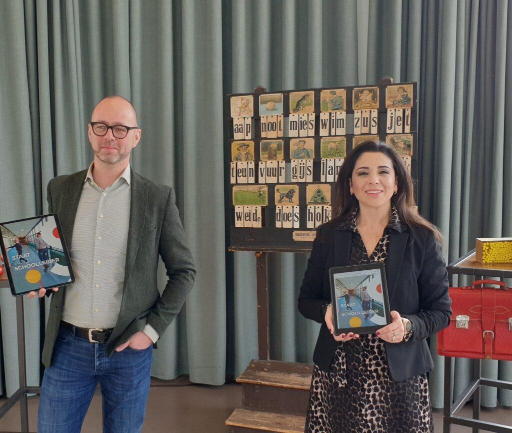 Staat van de Schoolleider - Kees Hoogvorst en Blanca Wilde Lopez