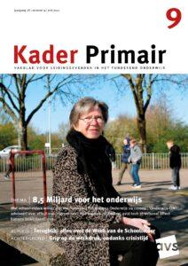 Kader Primair 9 - Mei 2021 - cover